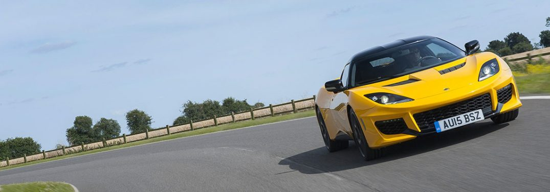 How Fast is the Lotus Evora 400?