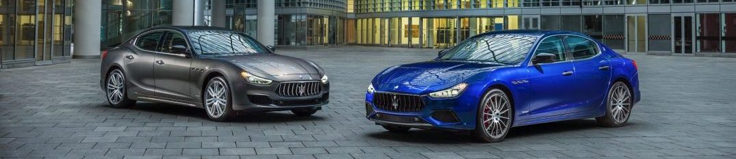 New 2018 Maserati Ghibli GranLusso and GranSport