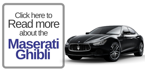 Read more about the Maserati Ghibli