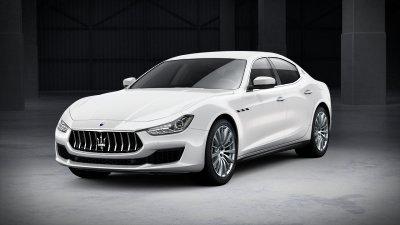 2018 Maserati Ghibli in Bianco