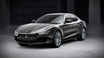 2018 Maserati Ghibli in Grigio Maratea