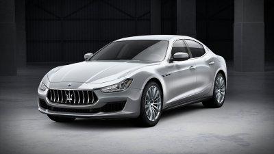 2018 Maserati Ghibli in Grigio Metallo