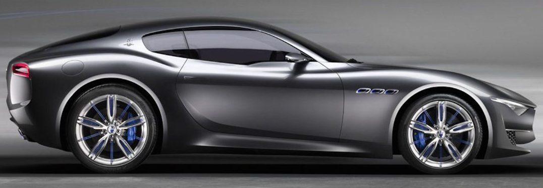 Maserati Alfieri profile view