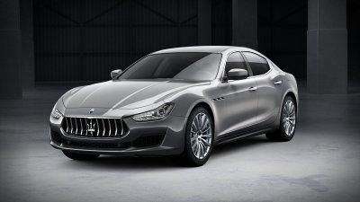 2019 Maserati Ghibli Grigio Metallic