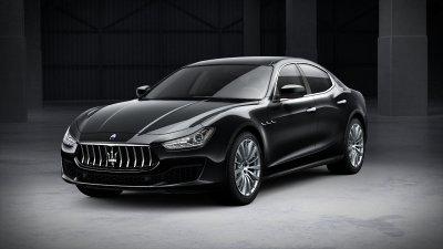 2019 Maserati Ghibli Nero