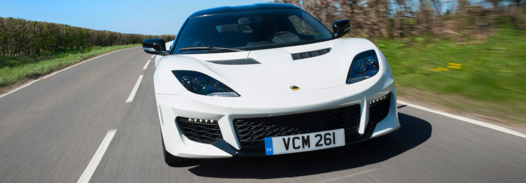 Get the 2018 Lotus Evora 400 in Greenville, SC!