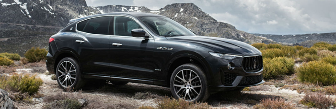 Review of the 2019 Maserati Levante GTS