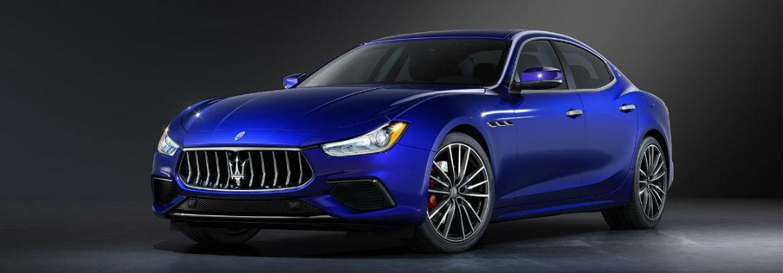 2020 Maserati Ghibli exterior front fascia driver side