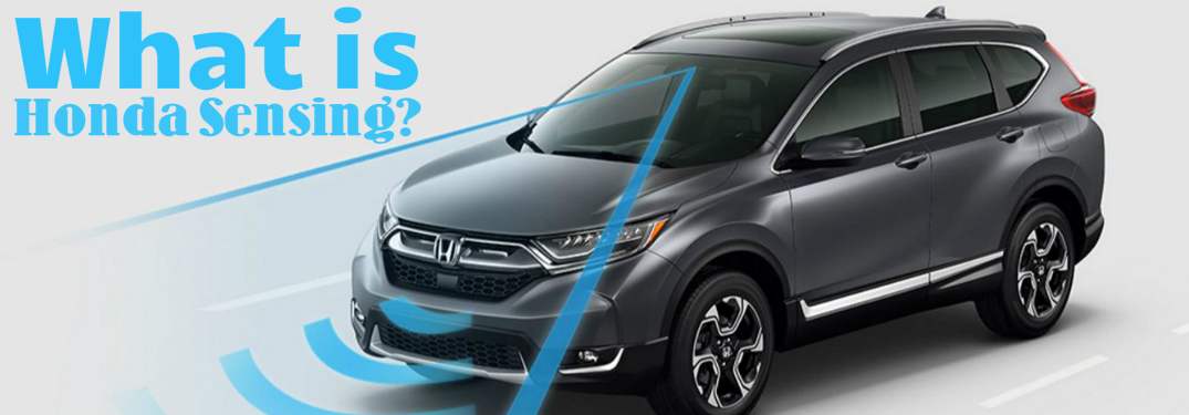 What is Honda Sensing