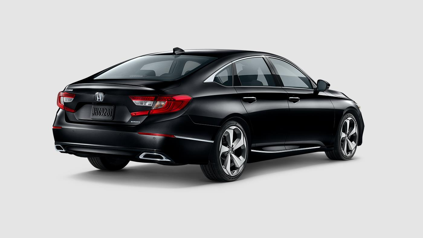 2018 Honda Accord Black >> Pictures of the 2018 Honda Accord Exterior Paint Color Options