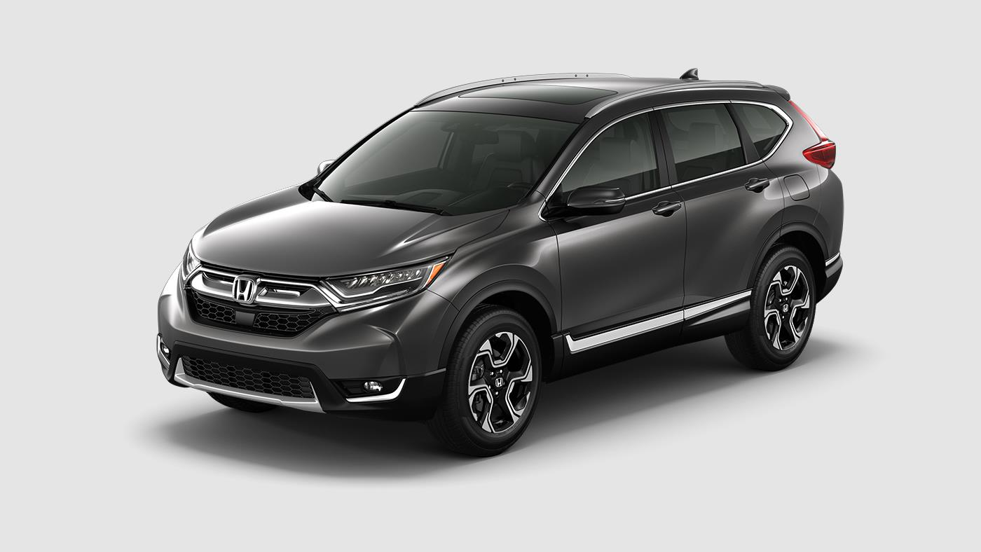 Pictures of the 2018 Honda CR-V Exterior Paint Color Options