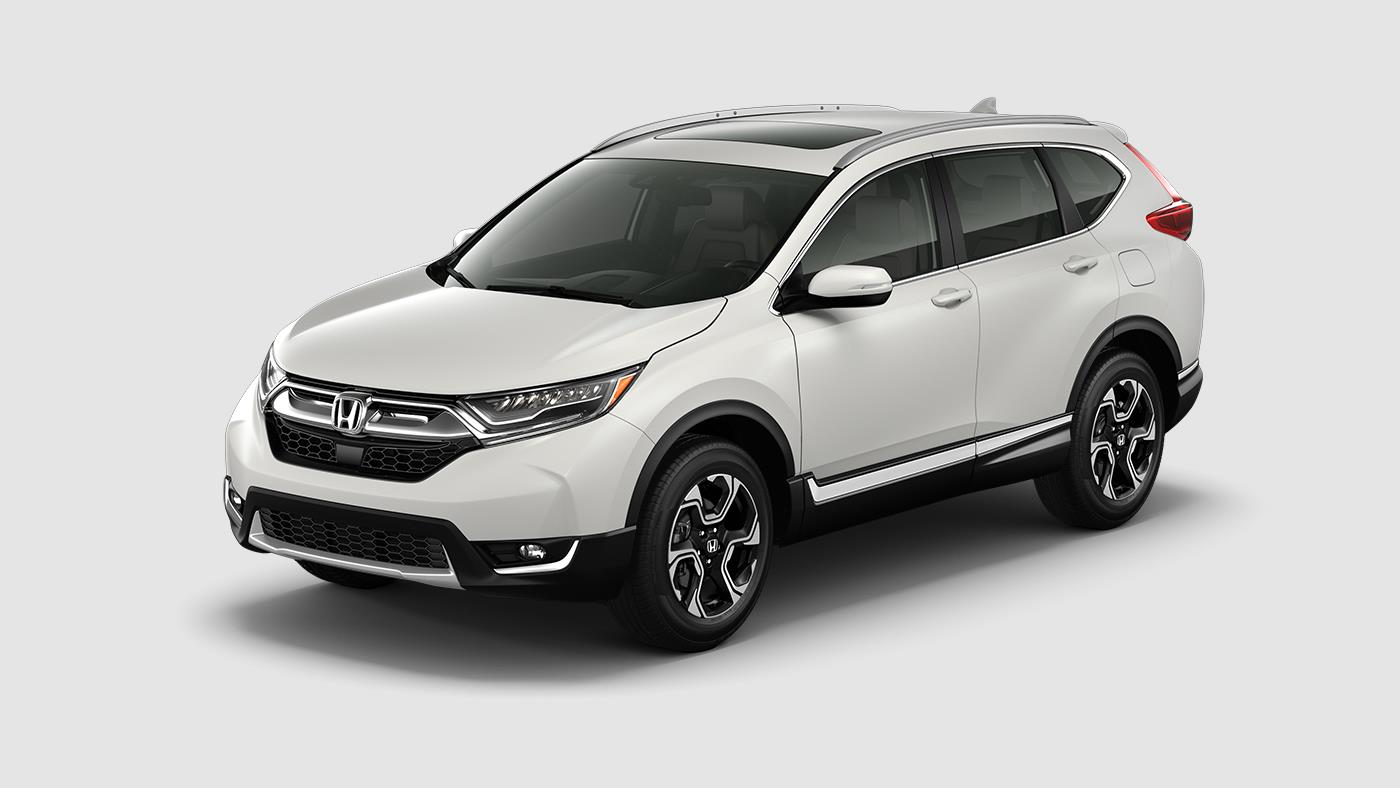 Pictures of the 2018 honda cr v exterior paint color options for Honda crv 2017 vs 2018