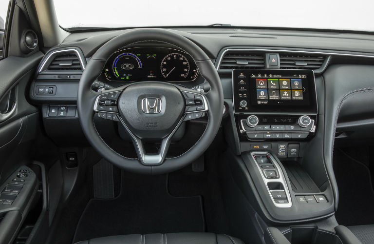 2019 Honda Insight Command Center