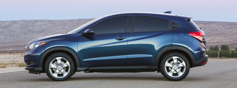 2019 Honda HR-V in Blue