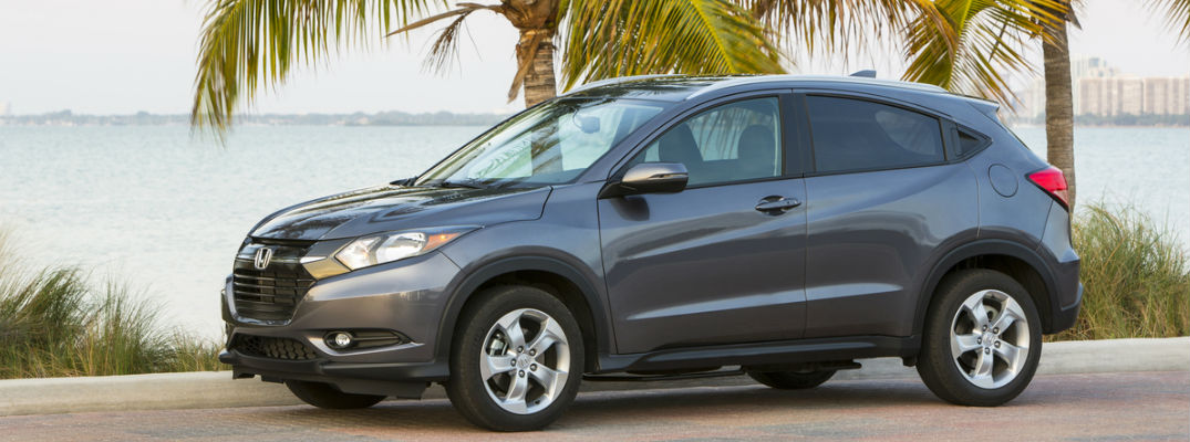 2019 Honda HR-V in Grey