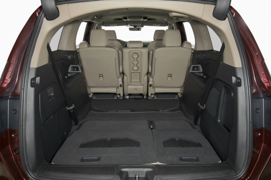 Honda Continues To Deliver Plenty Of Space In 2019 Odyssey