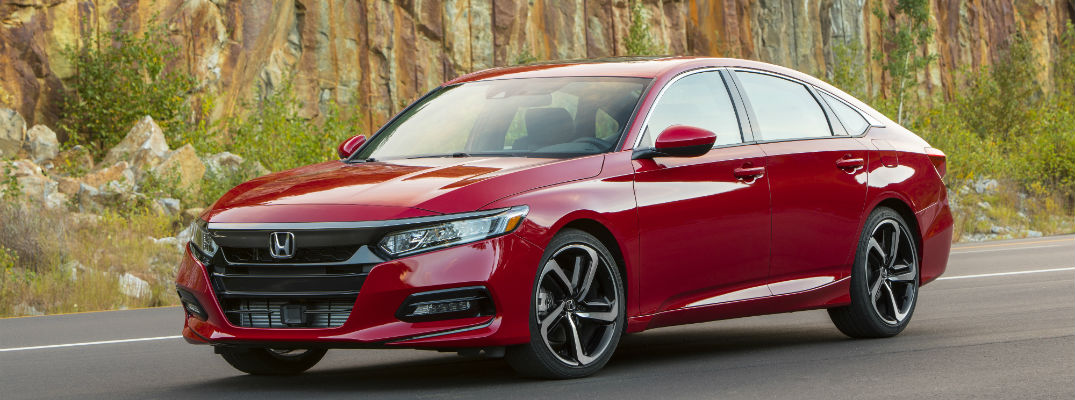 Honda makes a few subtle changes to the 2020 Accord