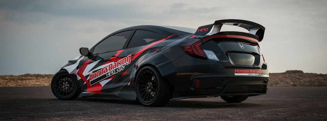 Honda offers a peek at its lineup of concept vehicles for the annual SEMA show