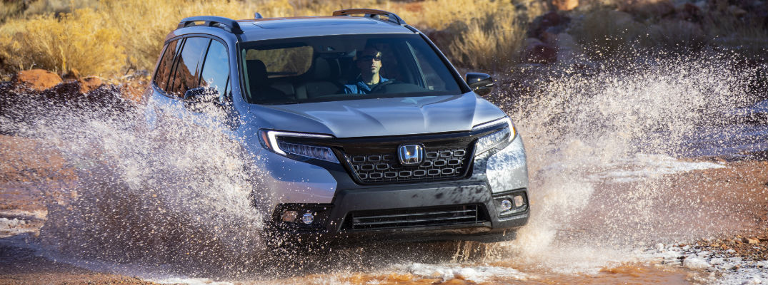 Honda starts delivery of the 2020 Passport to dealerships around the country