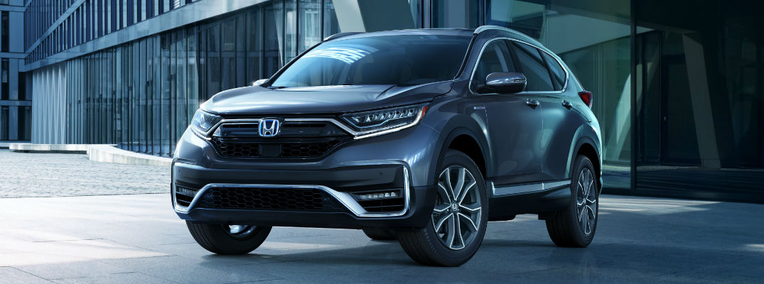 We are very close to the 2020 CR-V Hybrid arriving at the showroom