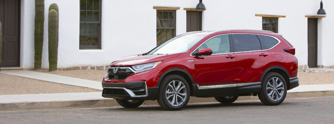 2020 Honda CR-V Hybrid arrives in town, offers incredible safety