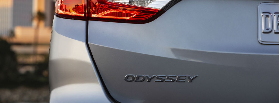 Get your first look at the 2021 Odyssey today!