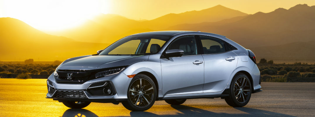 Honda maintains utility specs for the latest Civic Hatchback to arrive