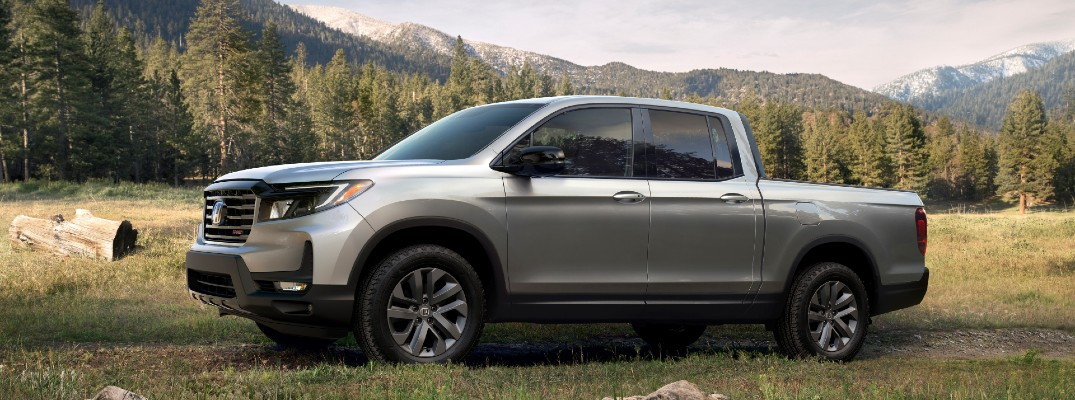 Find the 2021 Ridgeline for sale at Meridian Honda today