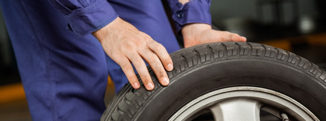 Buying tires is a process, start here with Meridian Honda