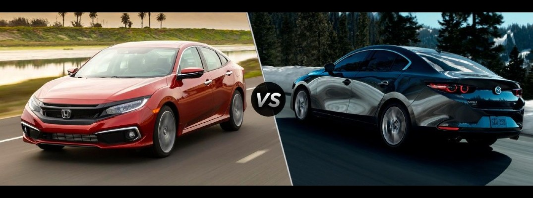 Have you compared the 2021 Civic to its latest Mazda rival