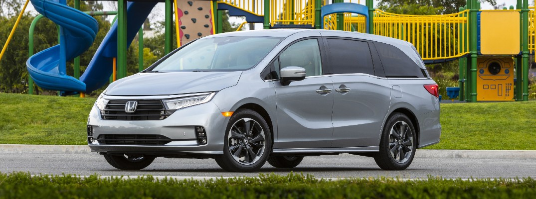 Have you learned everything the 2022 Honda Odyssey can do?