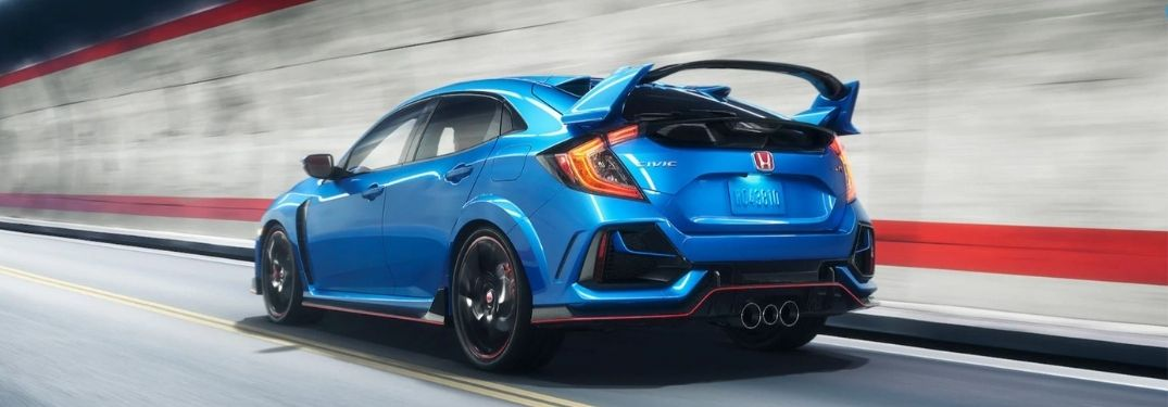 How Fast Can the Honda Civic Type R and Type R Limited Edition Go?