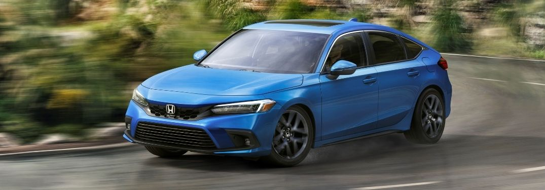 Guide to 2022 Honda Civic Hatchback Models, Features and Technology
