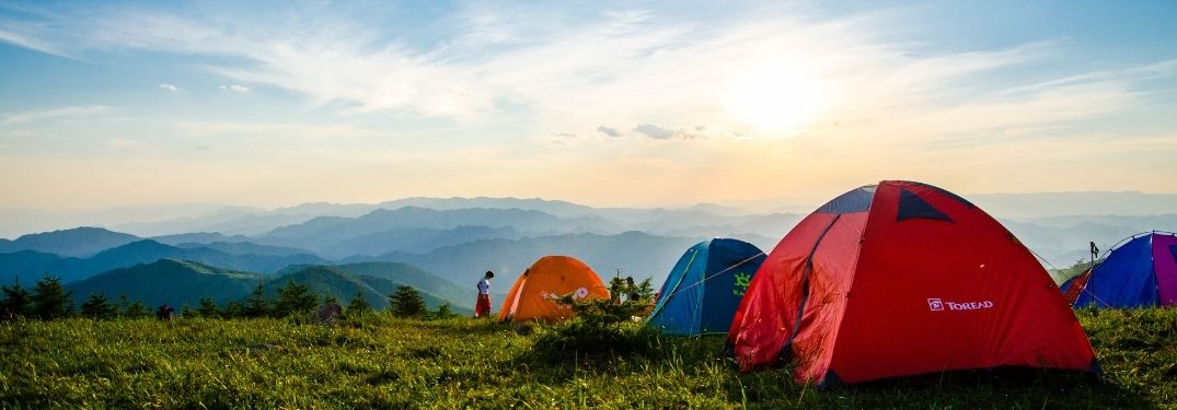 Find the Best Places to Go Camping in the Meridian Area