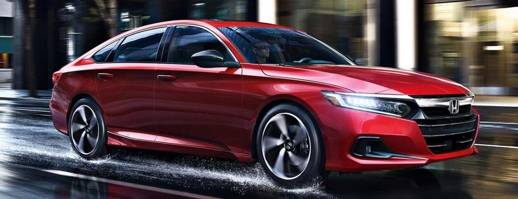 2021 Honda Accord Features