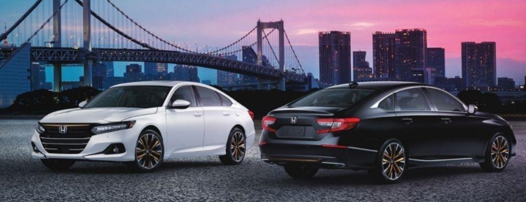 2022 Honda Accord Features