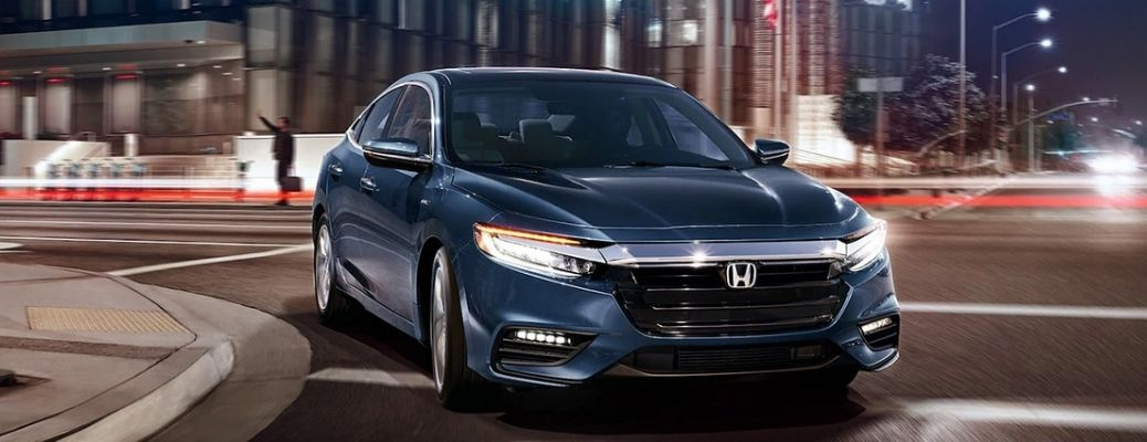2021 Honda Insight Specifications