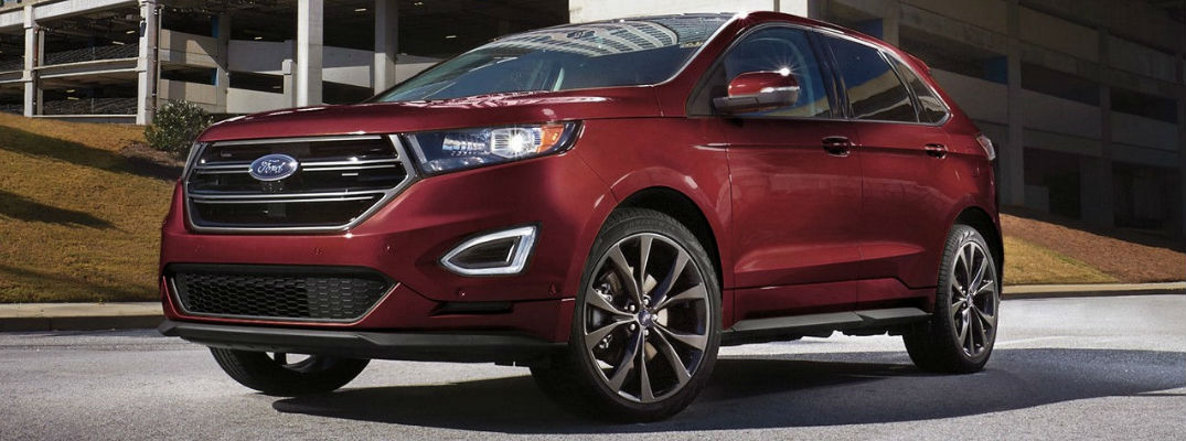 2017 ford edge vs 2017 nissan murano for Ford motor company pre employment test