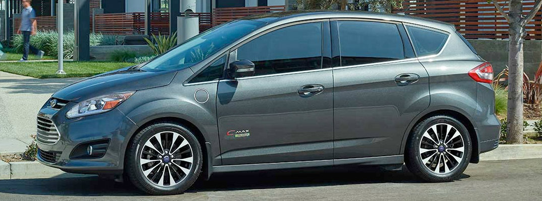what's the difference between the ford c-max energi and hybrid?