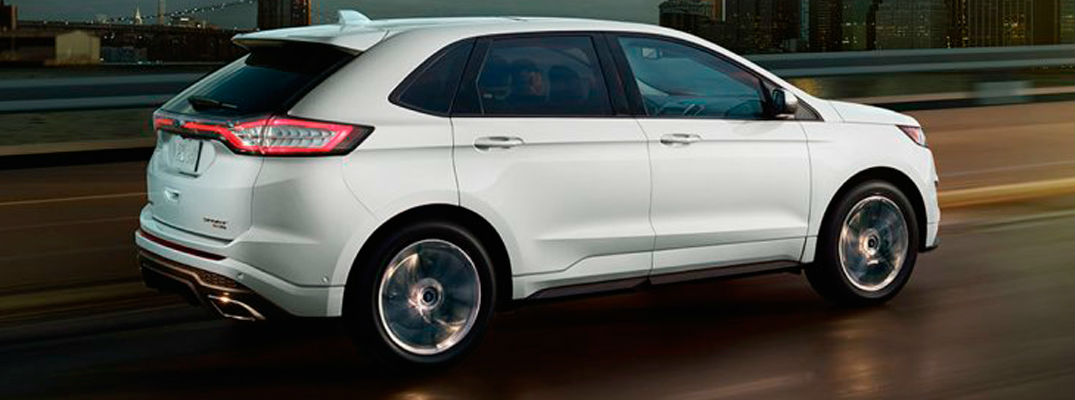 2017 Ford Edge Engine Options And Performance Specs