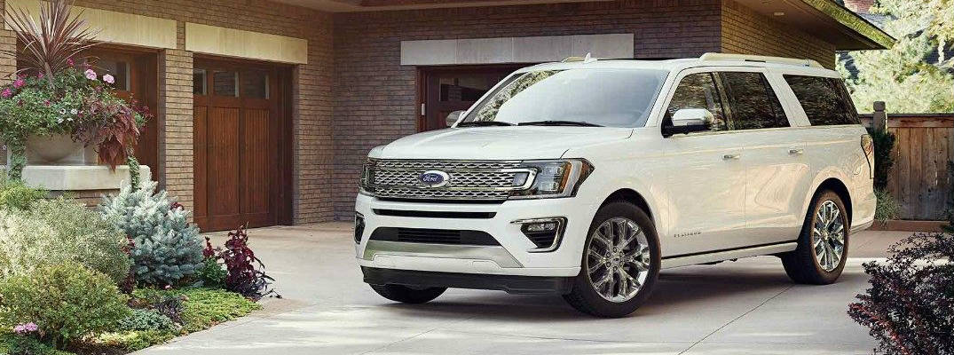 How Much Cargo Space Is In The 2018 Ford Expedition