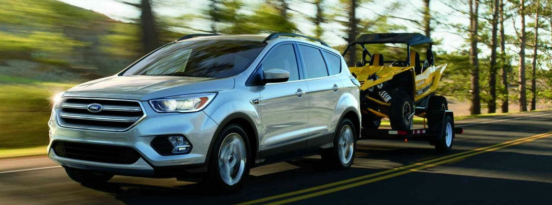 What Are the 2018 Ford Escape Engine and Towing Specs