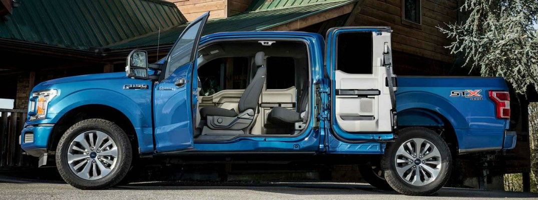 Differences Between The Ford F 150 Regular Cab Supercab And