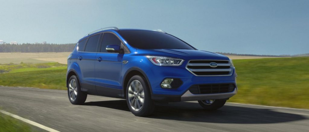 What Are The 2018 Ford Escape Interior And Exterior Color