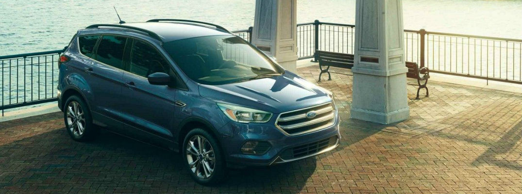 What Are The 2018 Ford Escape Interior And Exterior Color Options