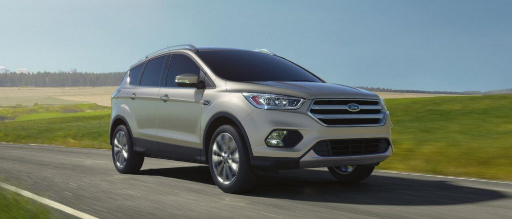 What Are the 2018 Ford Escape Interior and Exterior Color Options?