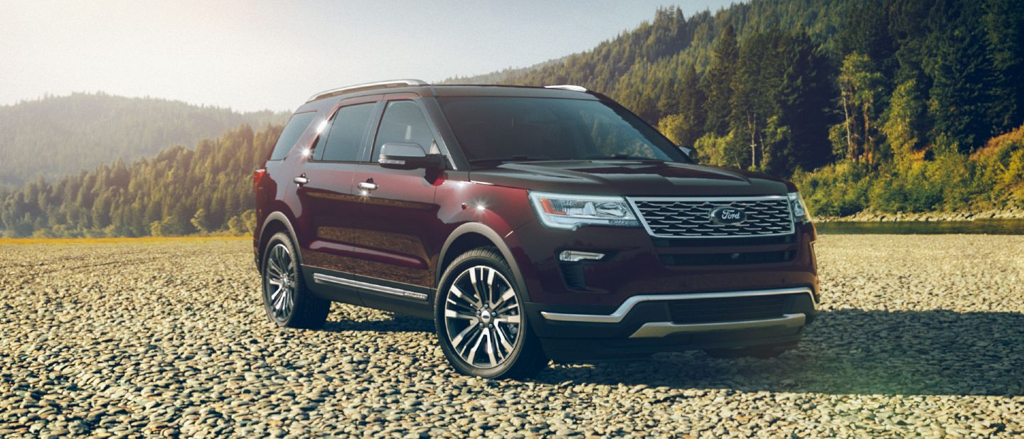 interior and exterior color options available for the 2018 ford explorer. Black Bedroom Furniture Sets. Home Design Ideas