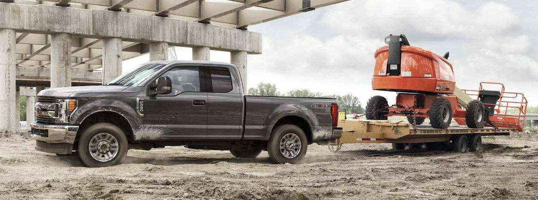 F350 Towing Capacity >> What Is The 2018 Ford Super Duty Maximum Towing Capacity