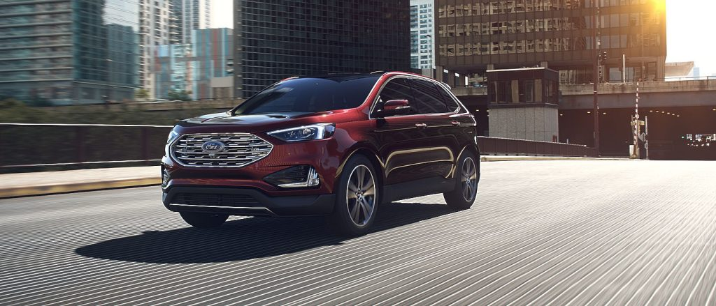 What Are the 2019 Ford Edge Interior and Exterior Color Options?