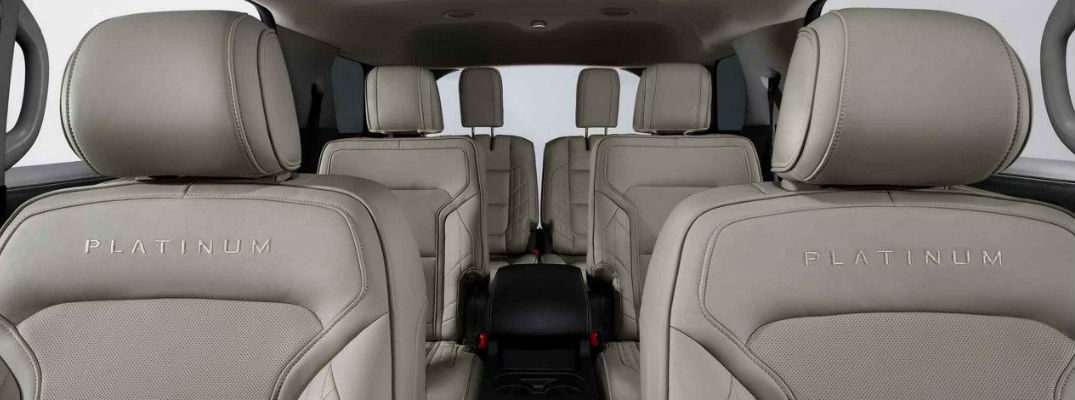 What Are The 2018 Ford Explorer Passenger And Cargo Space Specs
